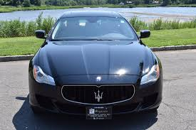used maserati quattroporte 2014 maserati quattroporte s q4 stock 7197 for sale near great
