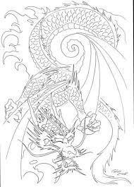 dragon tattoo design by tatsu87 on deviantart