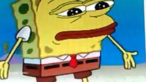 Sad Spongebob Meme - spongebob pepe meme youtube