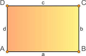 rechteck fläche berechnen berechnung flächeninhalten