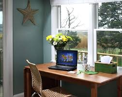 small space home office view in gallery desk and furniture 20