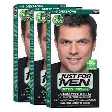 hair color for black salt pepper color wants to go blond amazon com just for men mustache beard brush in color gel