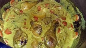 cuisiner des pilons de poulet recette land recette de pilons de poulet au lait de coco curry