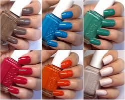 essie summer 2014 nail polish collection review and swatches
