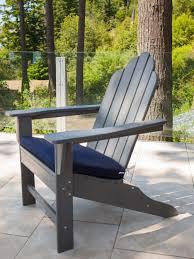 cushions bullnose adirondack outdoor chair cushion hayneedle