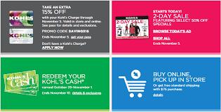 shop kohls online black friday when to expect black friday ads for walmart target best buy