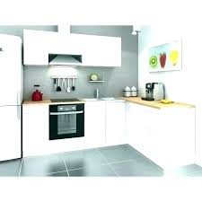 cuisine blanc cérusé cuisine equipee bois cuisine blanche et bois cuisine meuble bois