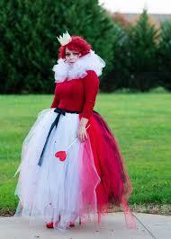 Queen Hearts Size Halloween Costume 25 Halloween Queen Ideas Alice Wonderland