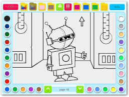 free printable robot coloring pages u2014 fitfru style free