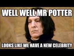 A Memes - tribute to alan rickman professor severus snape a memes and gifs