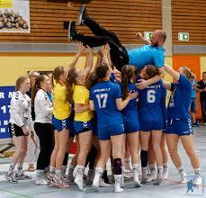Maximilians Bad Soden Handball Zeitung Artikel Die B Jugend Der Wjsg Bad Soden