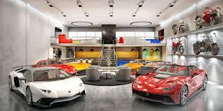 trove luxury auto storage condominiums