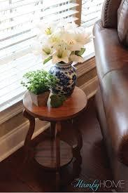 spring decor the hamby home