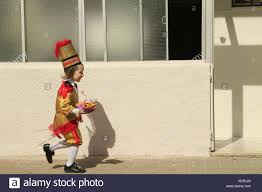 purim baskets israel israel jerusalem a boy in costume carrying mishloach manot or
