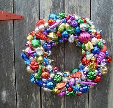 diy project emily s ornament wreath design sponge