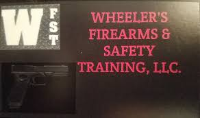wheeler u0027s firearms and safety training llc register now