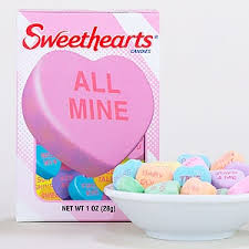 sweethearts candy 274 best conversation hearts images on