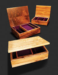 Wood Project Ideas Adults by How To Make A Basic Jewelry Box From Scratch Woodworking Diy