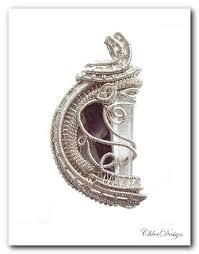 pandantiv cristal universul bijuteriilor handmade