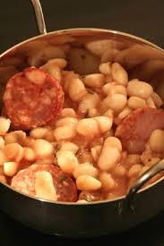 cuisiner haricots blancs secs recette haricots blancs haricots blancs cassoulet