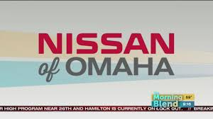 nissan commercial logo nissan of omaha youtube