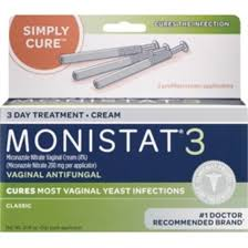 monistat 3 cream pre filled applicator