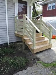 deck stair railing ideas image of deck stair railing design ideas