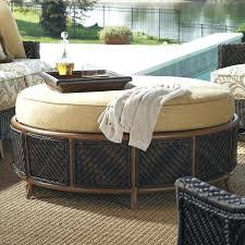 wrought iron patio ottoman fancy patio ottoman cushions wrought iron patio furniture round