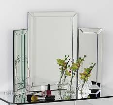 Glass Vanity Table With Mirror Venetian Dressing Table Mirror Mirrors Pinterest Dressing