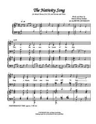 primary medley 2 satb free lds sheet