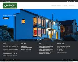passive house builders website design galway web design galway