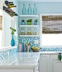 blue backsplash kitchen kitchen blue kitchen backsplash stunning blue and white mosaic