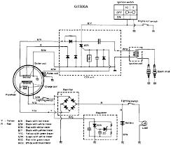 suzuki gt550 wiring diagram with schematic pictures 70282