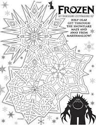 19 frozen coloring pages images frozen