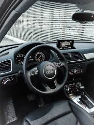 audi q3 dashboard the audi q3 is a sports car for the urban jungle pfaff auto