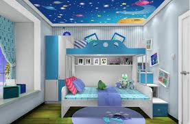 non woven wallpaper the vast space kids room mural wallpaper papel