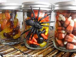 homemade halloween gift ideas