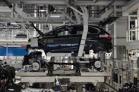 bmw factory robots bmw