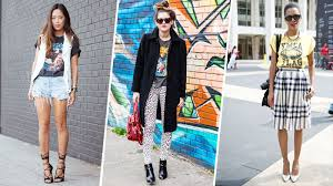 21 ways to wear vintage tees stylecaster