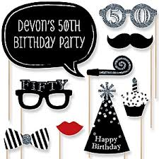 50th birthday party supplies 50th birthday party theme bigdotofhappiness