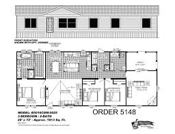 Buccaneer Mobile Home Floor Plans by Homes Sue White Homes