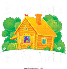 royalty free log house stock avenue designs