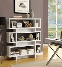 White Book Shelves by 15 Outstanding Standing Bookshelves For Your Living Room Rilane
