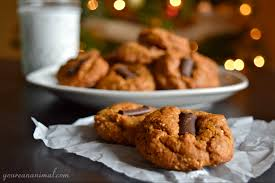 flourless pea nut butter blossom cookies white sugar free you