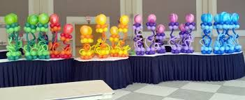 balloon centerpiece u2013 craftbnb