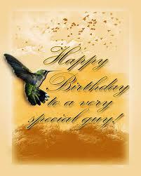 hummingbird b u0027day wish free just for him ecards greeting cards