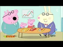 le de bureau peppa pig s2e30 le bureau de papa pig