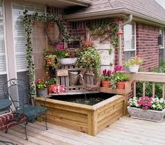 terrace and garden small balcony garden with dining room small