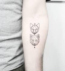 wolf tattoo behind ear small tattoo wolf danesharacmc com