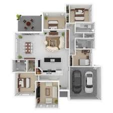 Modern Floor Plans Australia 3d Gallery Artist Impressions 3d Architectural Visualisation